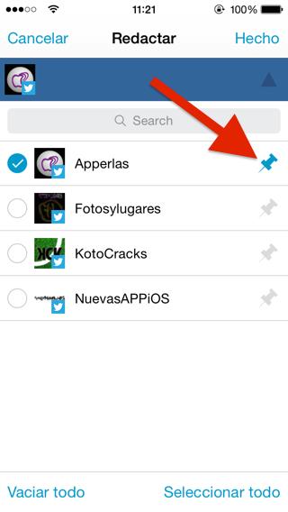 app de gestión de redes sociales