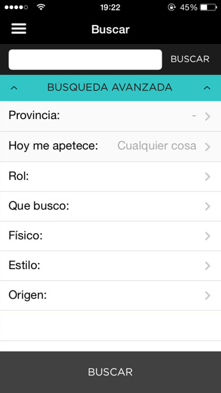 app para encontrar chicos en iPhone