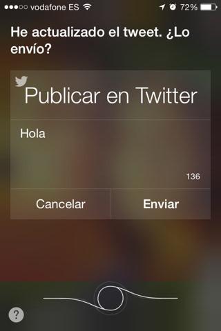 Publicar un tweet 4