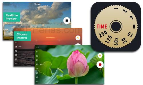Vídeos espectaculares con Time lapse!