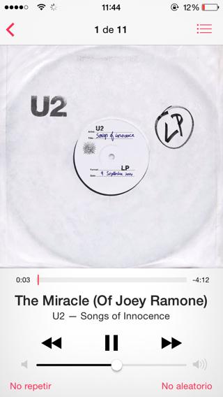 Álbum U2 GRATIS para MAC