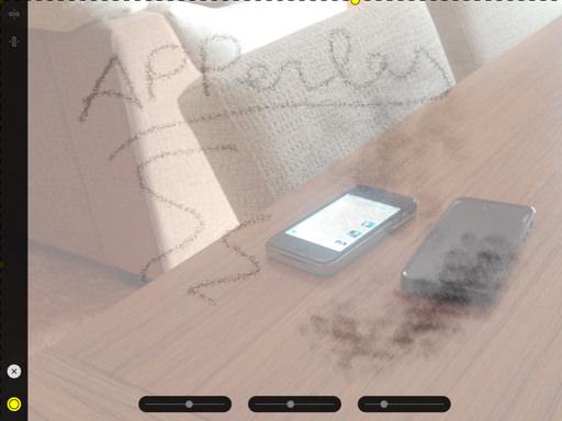 App de arte digital para iPad