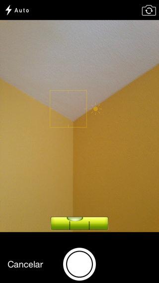 medir distancias en iPad