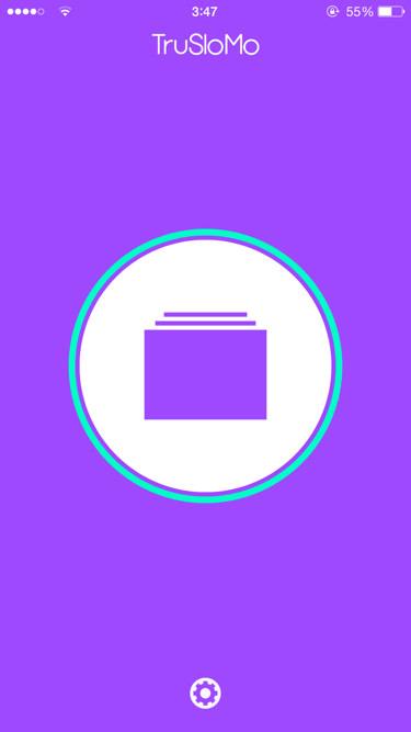 enviar vídeos a cámara lenta en iPhone