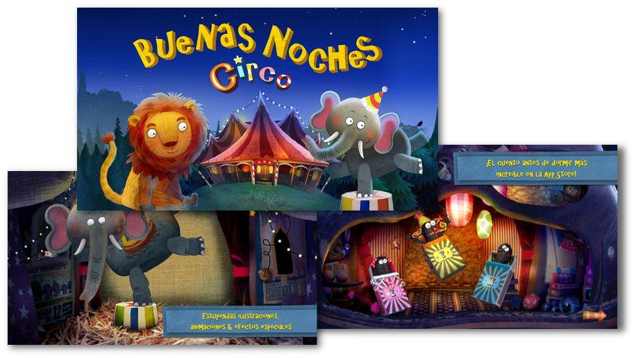 Buenas Noches circo COMPO