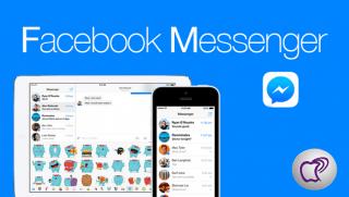 contactos con Facebook Messenger