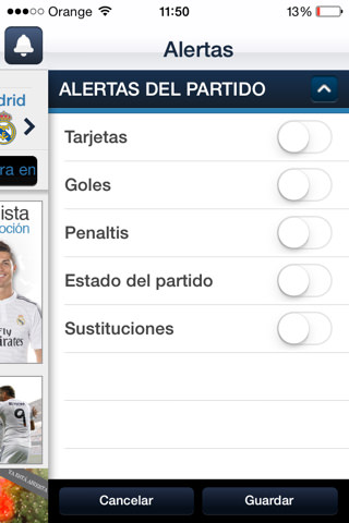 Real Madrid TV GRATIS y notificaciones
