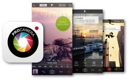 Procamera 8 la mejor app para hacer fotos