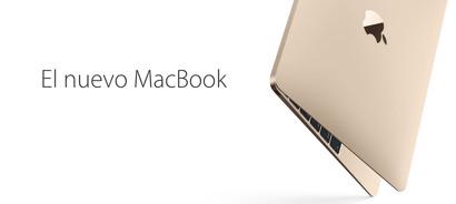 Novedades de la KeynoteNuevo Macbook