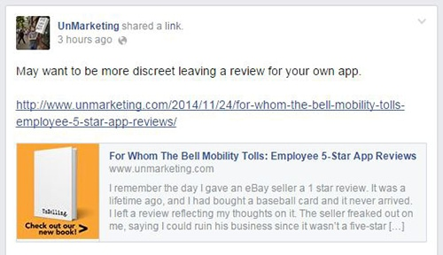 How to Get Creative with Fake Reviews
