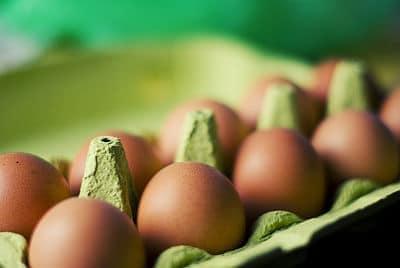 Ketogenic food list - eggs