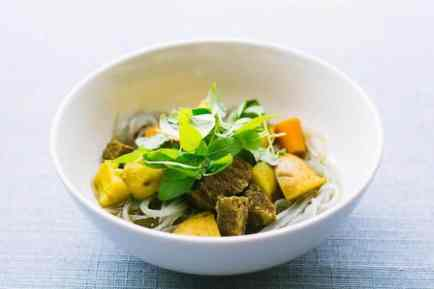 Ketogenic carb swaps - konjac noodles