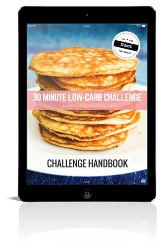 30 Minute Low-Carb Challenge