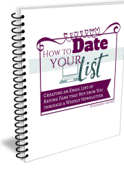 Date Your List - Recommendations