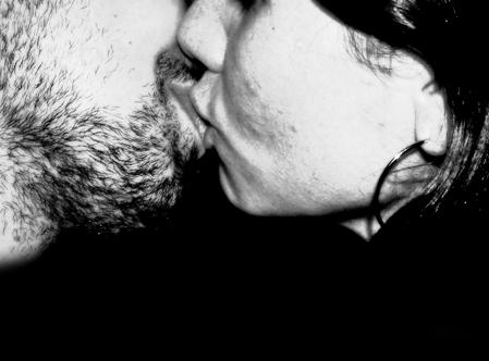 et godt kys