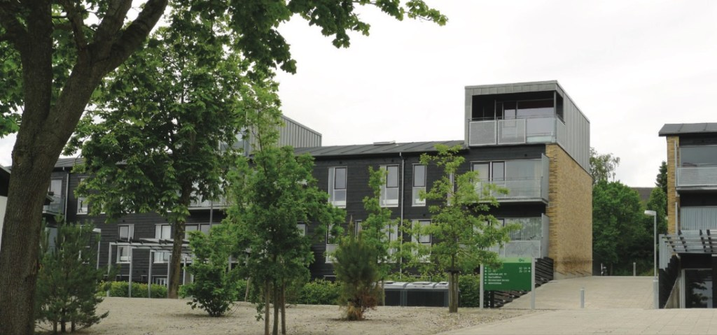 Ombygningen af Sallingsundvej 1-73 og 2-36
