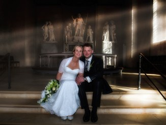 Kathrine & Emil - Årets Bryllup 2016