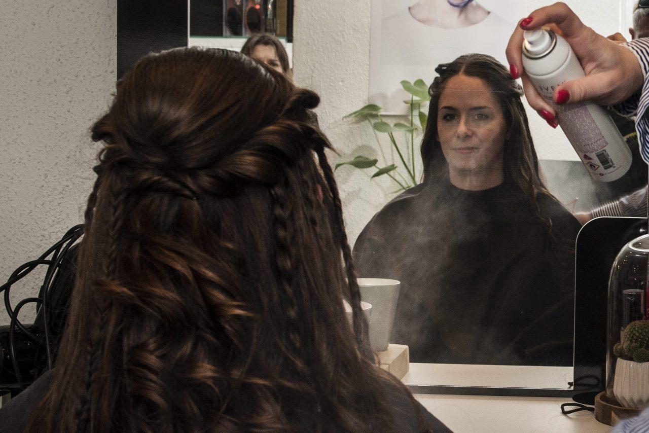 lundtoftMolge – håropsætning