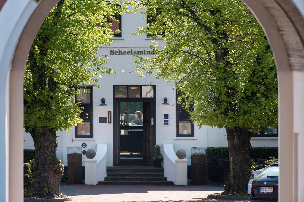 Hotel Scheelsminde. Restaurant Bühlmann. Foto: © Michael Bo Rasmussen / Baghuset. Dato: 11.05.16