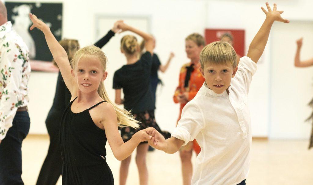 udfordringer ved at danse en udlænding