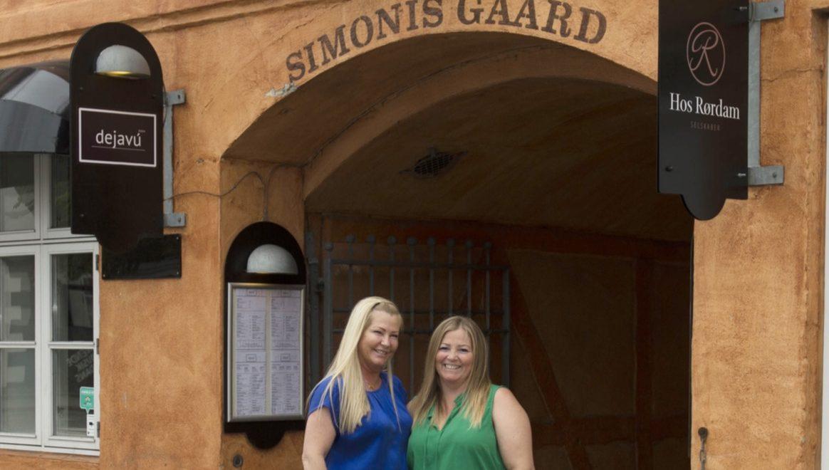 Søstre bag ny selskabsrestaurant