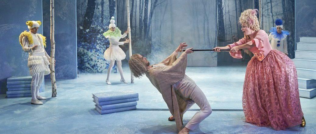 Teateranmeldelse: Ægte magi i årets juleforestilling på Aalborg Teater
