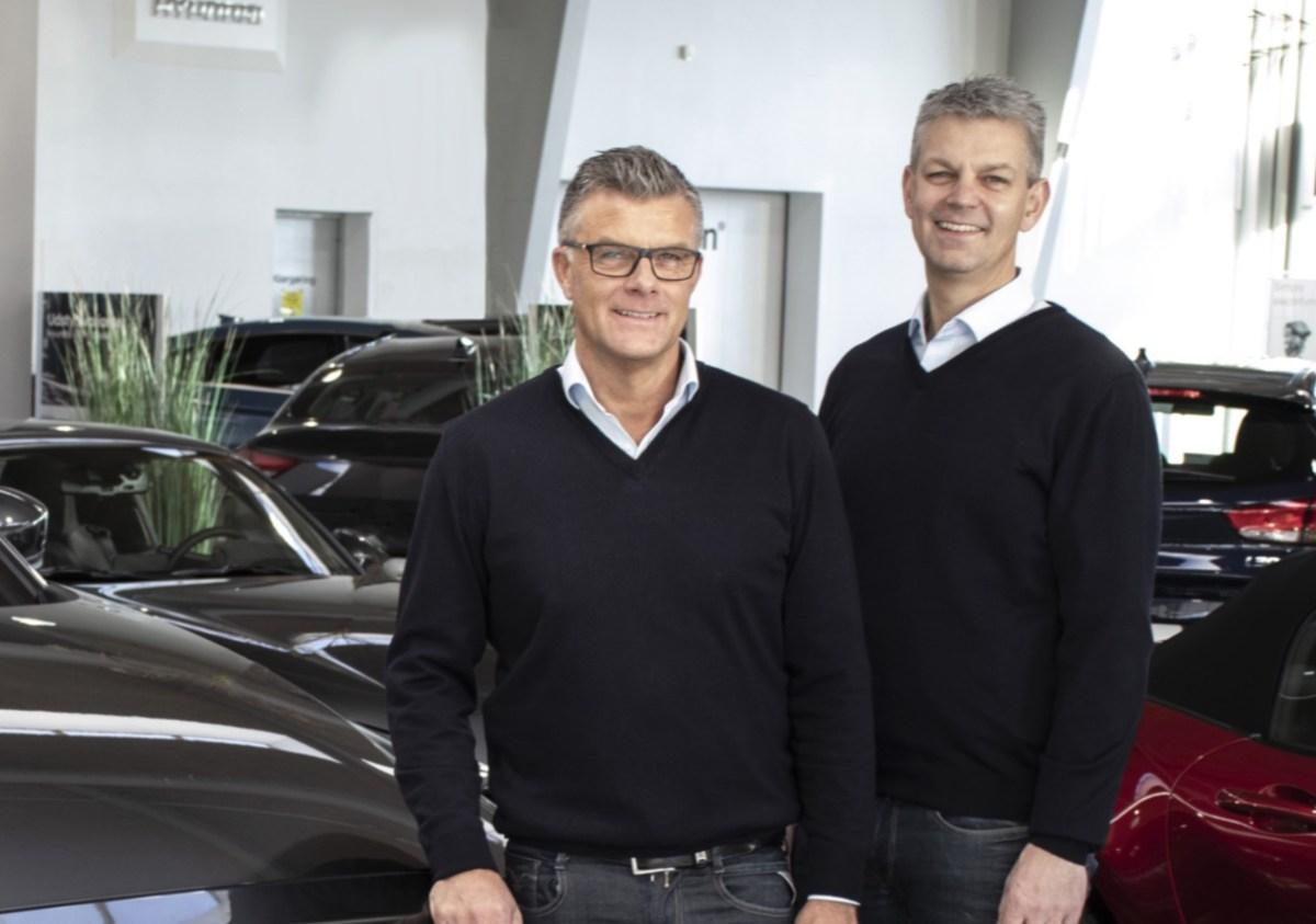 N.O. JENSEN A/S - Aalborg-bilforhandler fejrer 80 års jubilæum