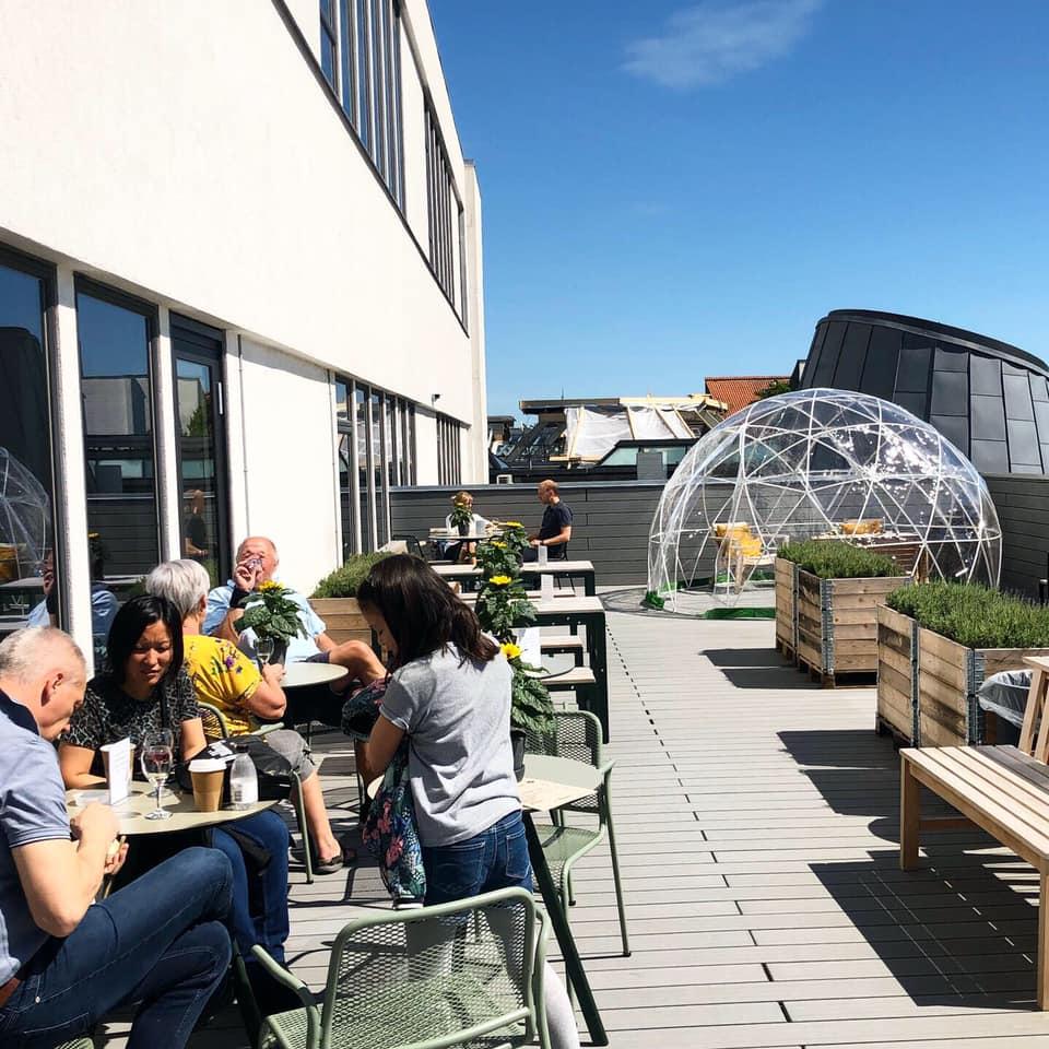 Kendt Aalborg møbelproducent åbner stort showroom i