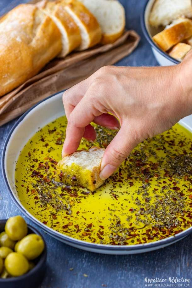 Bread Dipping Oil