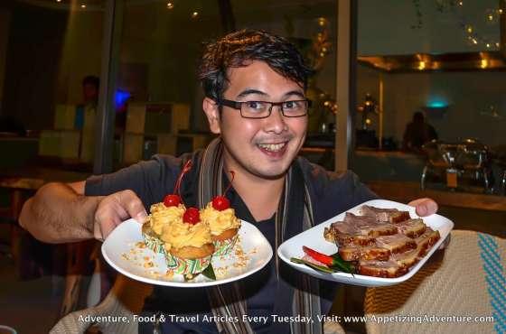 Beach House Dinner Buffet Baler -008