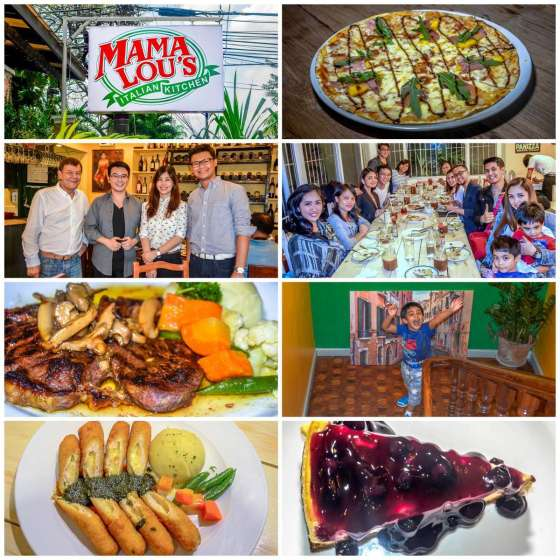 Mama Lou's Italian Kitchen Collage IG-001