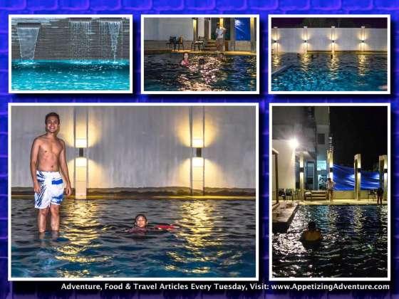 SeaCoast Inn Baler Swimming Pool