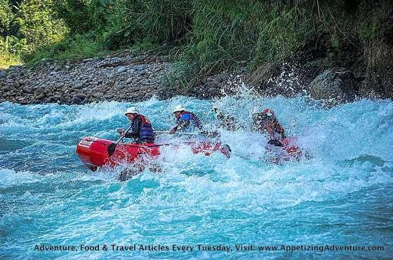 CDO White Water Rafting -006