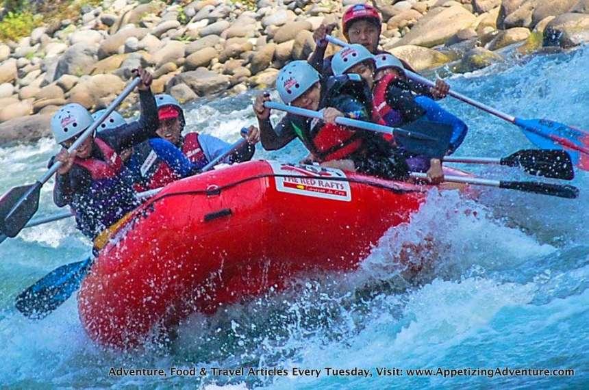 CDO White Water Rafting -009