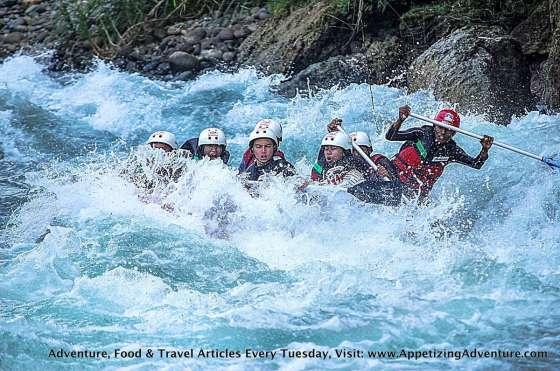 CDO White Water Rafting -022