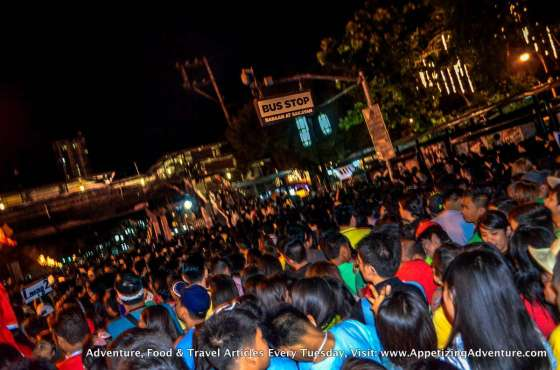 Papal Visit in UST January 18 2015 -012