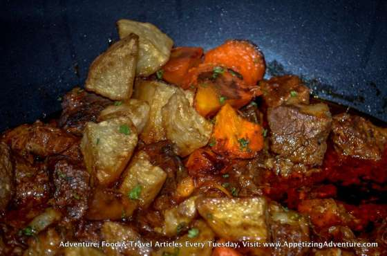 Corned Beef Mechado
