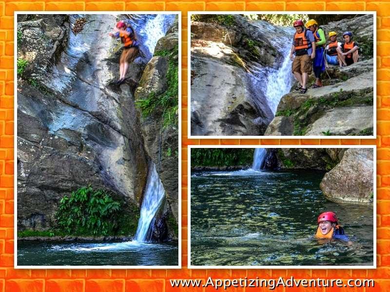 Mapawa Nature Park Cliff Jump