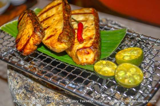 Slow-Grilled Gindara (300g) Php375