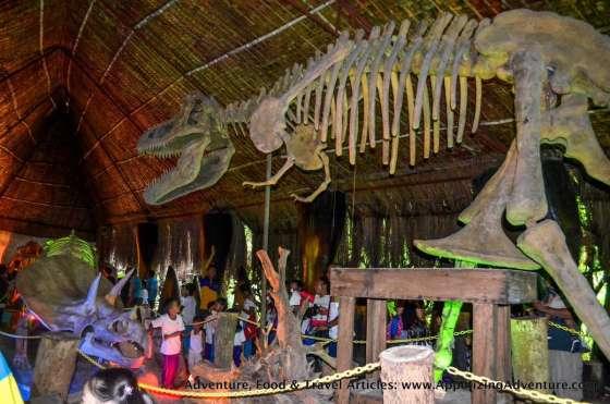 Clark Dinosaurs Island -027