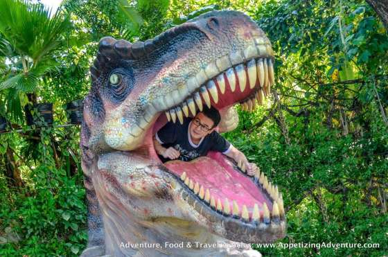 Clark Dinosaurs Island -055