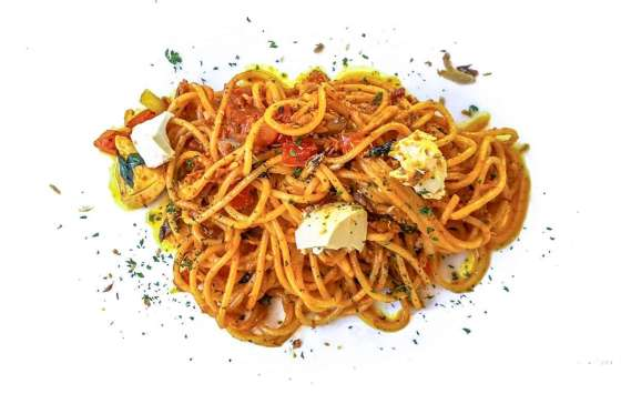 Tinapa Spaghetti Php280