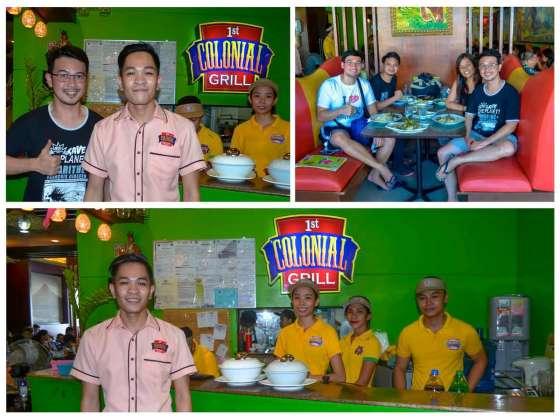 1st Colonial Grill Legazpi Albay Bicol -001