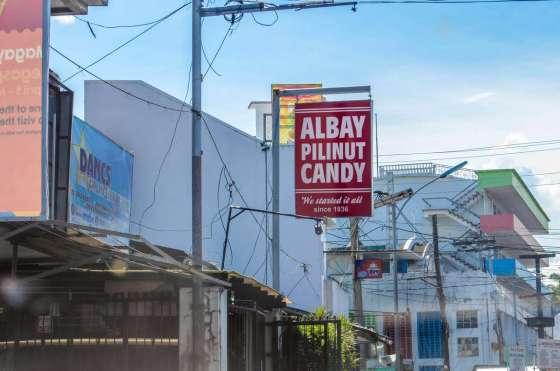 Albay Pili Nut Candy -002