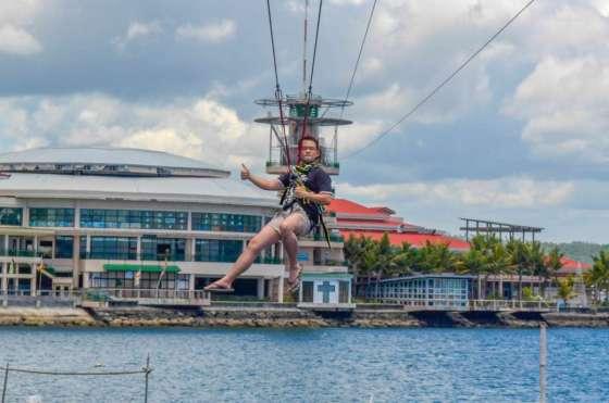 Embarcadero De Legazpi Zipline -028