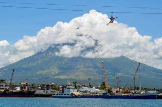 Embarcadero De Legazpi Zipline -035