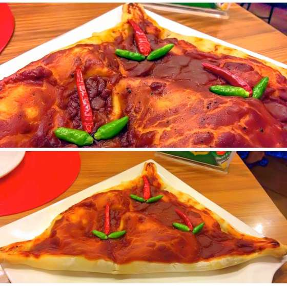 Mayon Pizza Php280