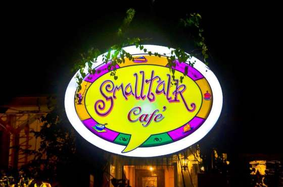 Small Talk Cafe Albay Bicol -001