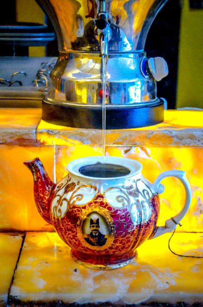 Persia Brewed Tea Php55 cup / Php100 pot