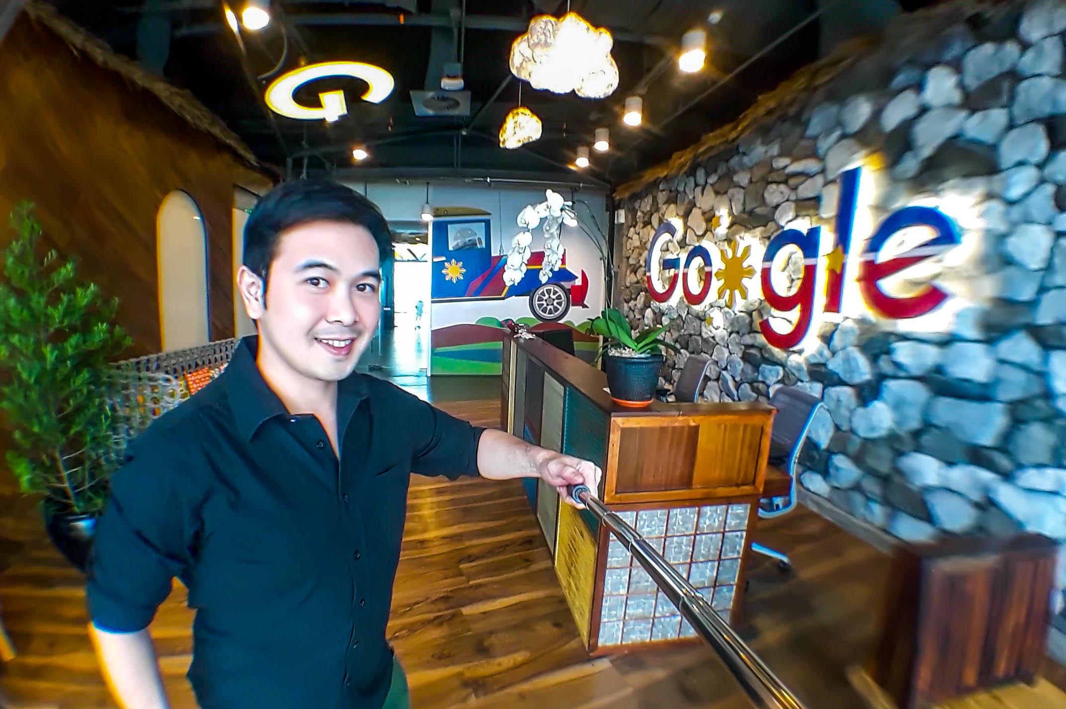 Tour The New Google Ph Headquarters Appetizing Adventure
